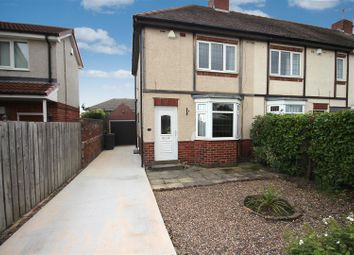 Thumbnail 2 bedroom end terrace house for sale in Charnock Hall Road, Sheffield