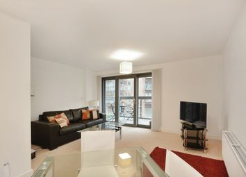 Thumbnail 1 bed flat for sale in Surrey Quays Road, London