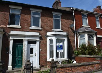 Thumbnail 3 bedroom terraced house to rent in Garstang Road North, Wesham, Preston