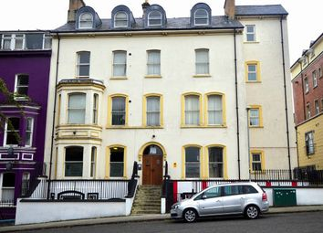 Thumbnail 10 bed block of flats for sale in 19 Crawford Square, County Londonderry, Northern Ireland