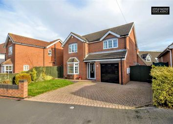 Thumbnail 4 bed property for sale in Edinburgh Drive, Holton-Le-Clay, Grimsby