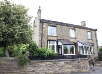 Thumbnail 2 bed semi-detached house for sale in Lightcliffe Road, Brighouse
