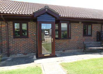 Thumbnail 2 bed bungalow to rent in Manor Way, Elmer, Bognor Regis