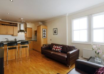 Thumbnail 2 bed flat to rent in Bromells Road, Clapham, London, Greater London