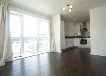 Thumbnail 1 bed flat to rent in Clarinda House, Clovelly Place, Greenhithe