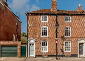 Thumbnail 4 bed terraced house for sale in St. Johns Street, Chichester, West Sussex