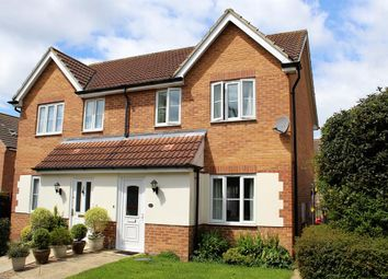 Thumbnail 3 bed semi-detached house for sale in Franklin Way, Spilsby