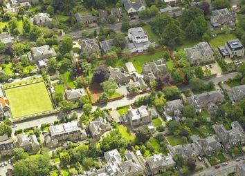 Thumbnail Land for sale in Hope Terrace, Edinburgh