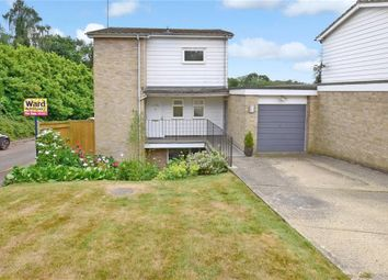 Thumbnail 4 bed link-detached house for sale in Redleaf Close, Tunbridge Wells, Kent
