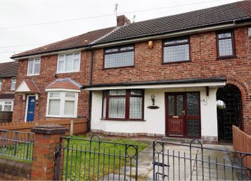 Thumbnail 3 bed terraced house for sale in Townsend Avenue, Liverpool