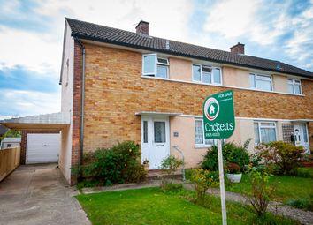 Thumbnail Semi-detached house for sale in Oakley Road, Newbury
