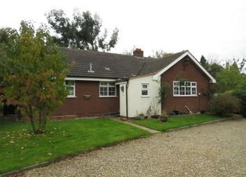 Thumbnail 3 bed detached bungalow for sale in Church Lane, Armitage, Rugeley