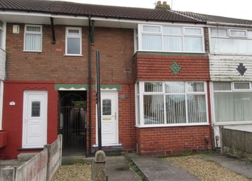 Thumbnail 3 bed terraced house for sale in Brancker Avenue, Rainhill