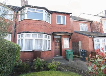 Thumbnail 3 bedroom semi-detached house to rent in Tewkesbury Drive, Prestwich, Manchester