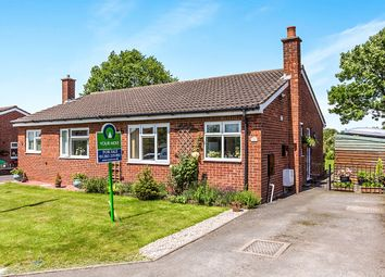 Thumbnail 2 bed bungalow for sale in Edward Street, Hartshorne, Swadlincote