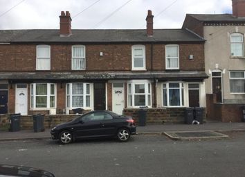 Thumbnail 2 bed terraced house for sale in James Turner Street, Birmingham
