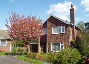 Thumbnail 3 bedroom detached house for sale in Swaffham, Norfolk