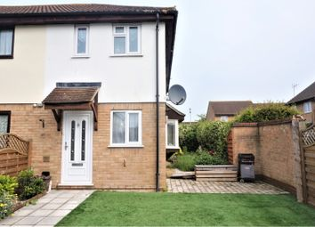 Thumbnail 1 bed terraced house for sale in Jacksons Drive, Waltham Cross