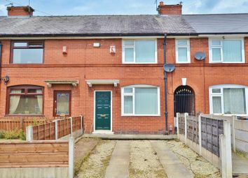 Thumbnail 2 bed terraced house for sale in Rowsley Road, Eccles, Manchester