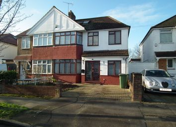 Thumbnail 5 bed semi-detached house for sale in Grasmere Gardens, Harrow Weald
