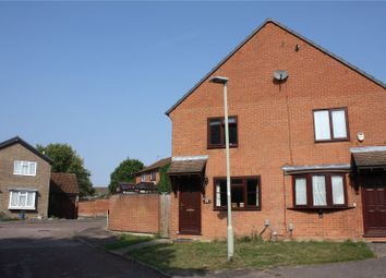 Thumbnail 2 bed semi-detached house to rent in Cannock Way, Lower Earley, Reading, Berkshire