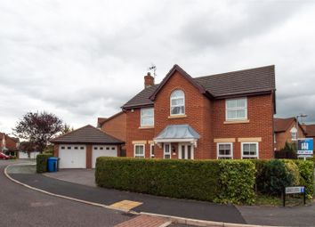 Thumbnail 4 bed property for sale in Augusta Drive, Wrexham