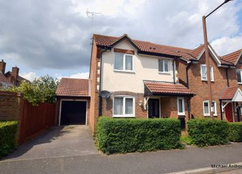 3 bed detached house for sale in Wallinger Drive, Shenley Brook End, Milton Keynes MK5