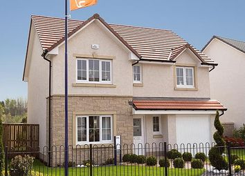 Thumbnail 4 bed detached house for sale in Off Kilmarnock Road, Troon