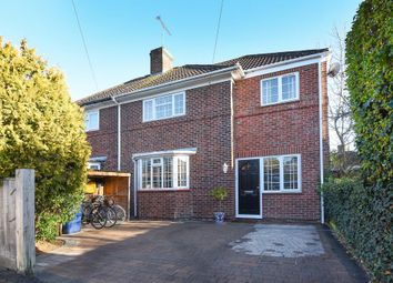 Thumbnail 3 bedroom semi-detached house for sale in Sunnymead, North Oxford, Oxon