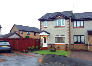 Thumbnail 3 bed semi-detached house for sale in Bishopsgate Place, Colston, Glasgow