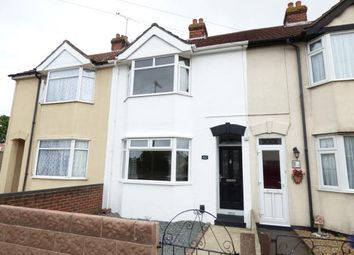 Thumbnail 2 bedroom terraced house for sale in Elson, Gosport, Hampshire