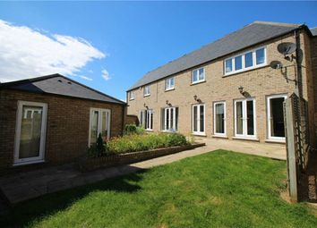 Thumbnail 5 bedroom link-detached house for sale in The Waterhaven, Earith, Huntingdon