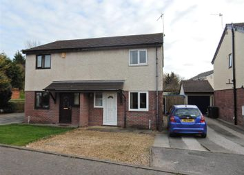 Thumbnail 2 bed semi-detached house for sale in Dalesview Crescent, Heysham, Morecambe