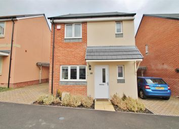 Thumbnail 3 bed detached house for sale in St. Catherine Road, Basingstoke