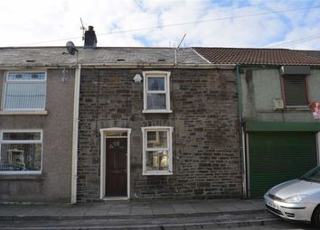 Thumbnail 2 bed terraced house for sale in John Street, Aberdare, Rhondda Cynon Taff