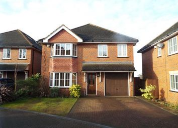 Thumbnail 5 bedroom detached house for sale in Hatherley Chase, Luton, Bedfordshire