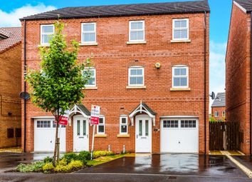 Thumbnail 4 bed semi-detached house for sale in Barrow Way, Dinnington, Sheffield
