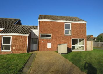 Thumbnail 4 bed end terrace house for sale in Chestnut Way, Raf Lakenheath, Brandon
