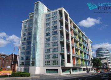 Thumbnail 1 bed flat to rent in Litmus Building, 195 Huntingdon Street, Nottingham