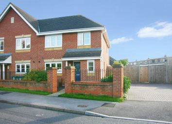 Thumbnail 4 bed semi-detached house to rent in Warsash Road, Warsash, Southampton