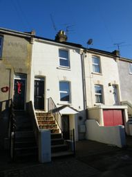 Thumbnail 2 bed terraced house to rent in Queens Road, Chatham