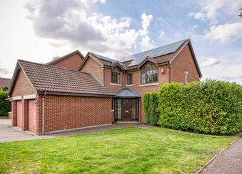 4 bed detached house for sale in Brices Meadow, Shenley Brook End, Milton Keynes, Buckinghamshire MK5