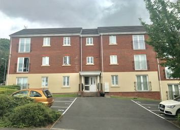 Thumbnail 2 bed flat for sale in Geraint Jeremiah Close, Briton Ferry, Neath