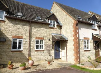 Thumbnail 1 bed terraced house to rent in Cutsdean Close, Bishops Cleeve, Cheltenham