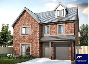 Thumbnail 4 bedroom detached house for sale in Birks Road, Cleator Moor, Cumbria