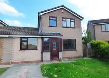 Thumbnail 4 bed link-detached house for sale in Bone Croft, Clayton-Le-Woods