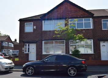 Thumbnail 3 bed terraced house to rent in Longden Road, Manchester