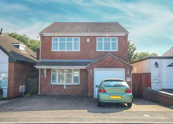 Thumbnail 4 bed detached house for sale in Church Street, Waingroves, Ripley