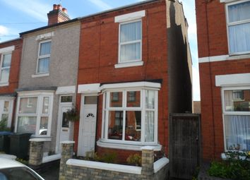 Thumbnail 2 bed end terrace house to rent in Ludlow Road, Earlsdon, Coventry