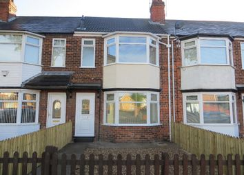Thumbnail 2 bed terraced house for sale in National Avenue, Hull, East Riding Of Yorkshire